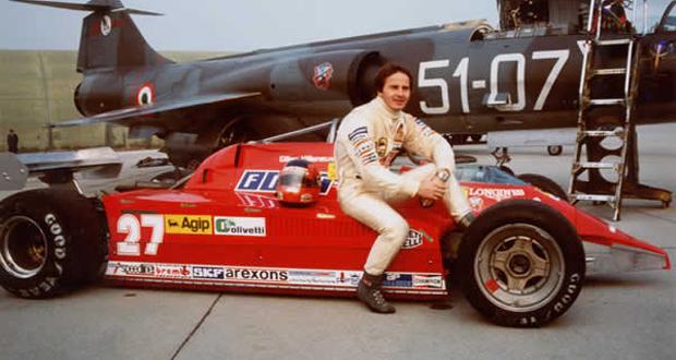 Gilles Villeneuve: il più grande e autentico cuore da corsa