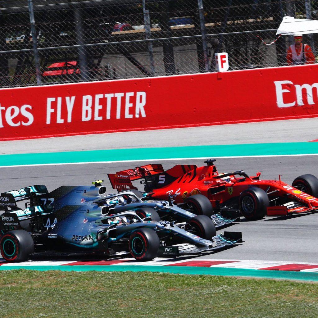 """Wolff rivela: """"PU Ferrari più potente di 50 cavalli ma sappiamo come recuperare"""""""