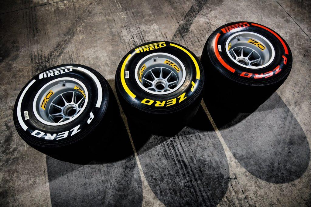 Team e piloti non potranno scegliere i propri set di gomme ad inizio stagione