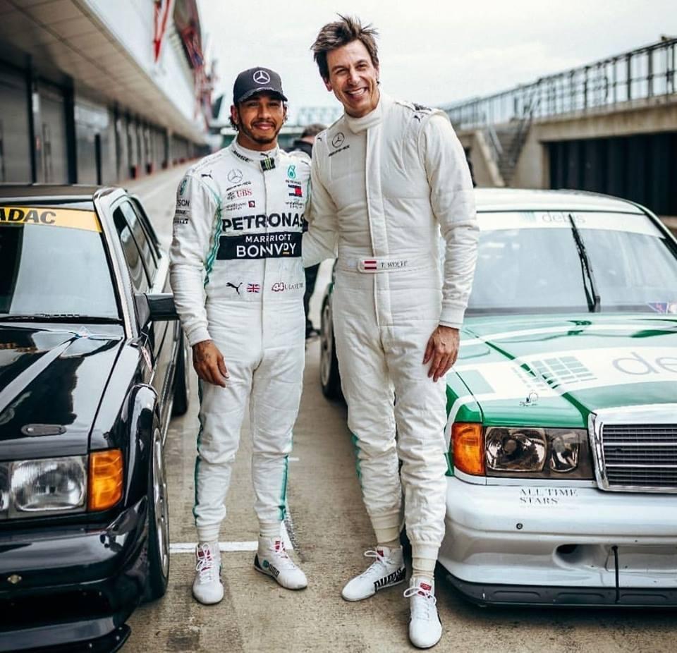 Rinnovo Hamilton-Mercedes: le discussioni riprenderanno a fine febbraio
