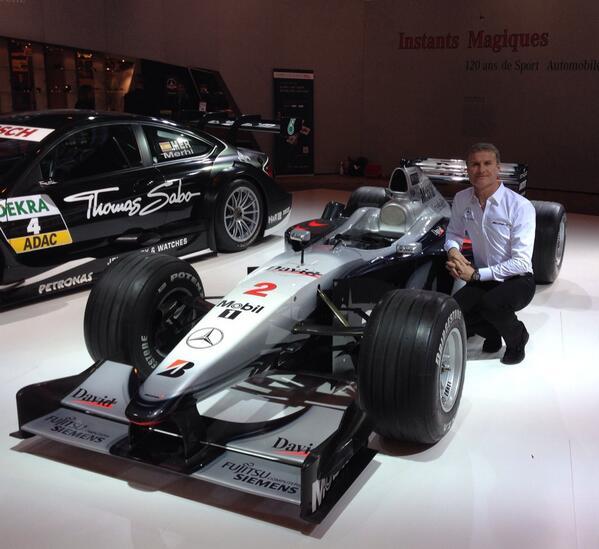 """Coulthard: """"Vettel sbaglia perchè messo alle corde da Leclerc"""""""