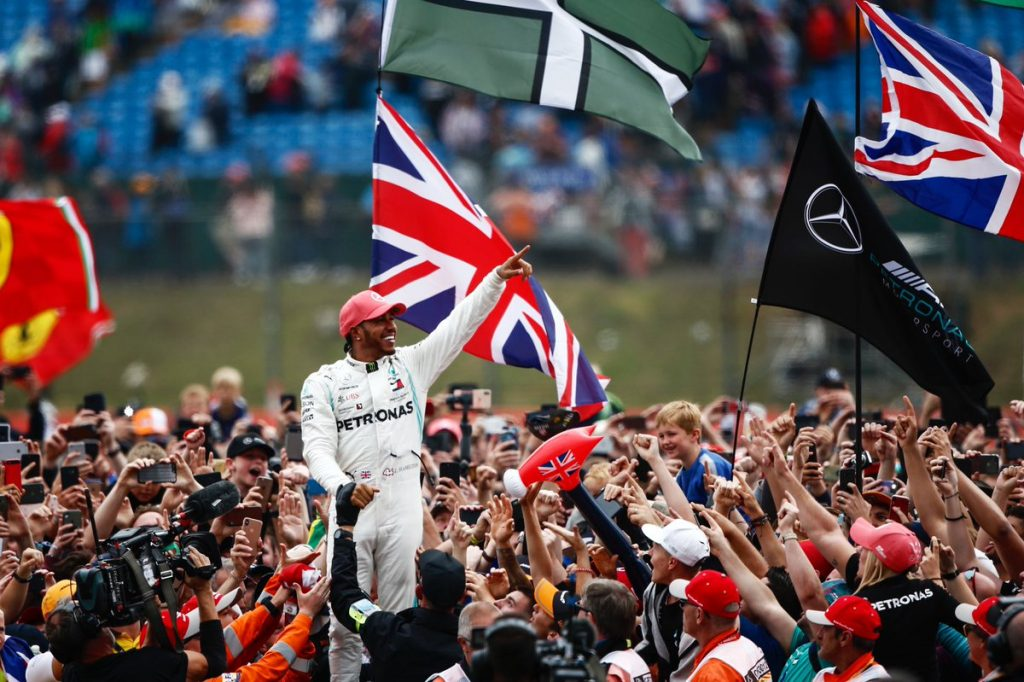Lewis Hamilton - British Gp 2019