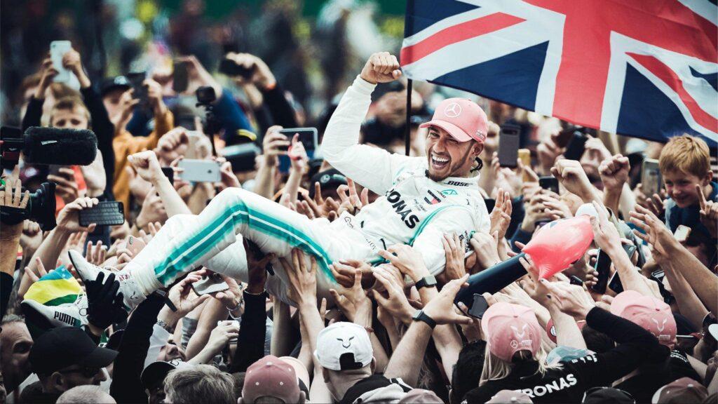 Lewis Hamilton Silverstone