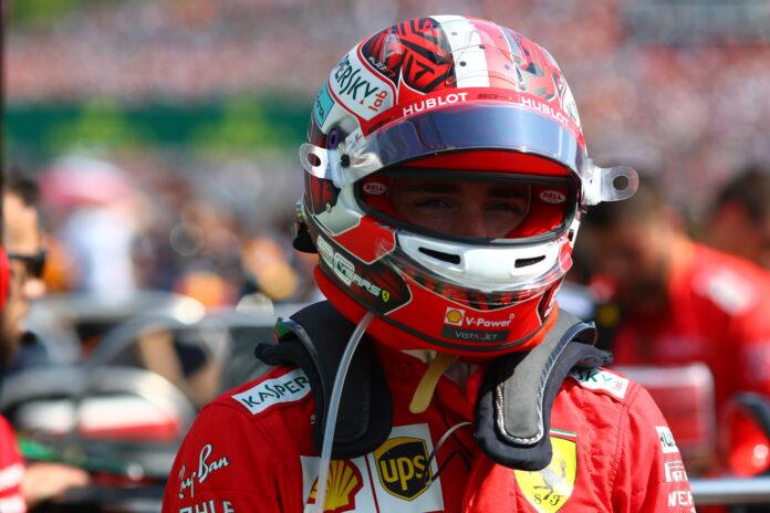 Leclerc: Vincere come unico obbiettivo...