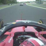 Onboard Ferrari GP Ungheria
