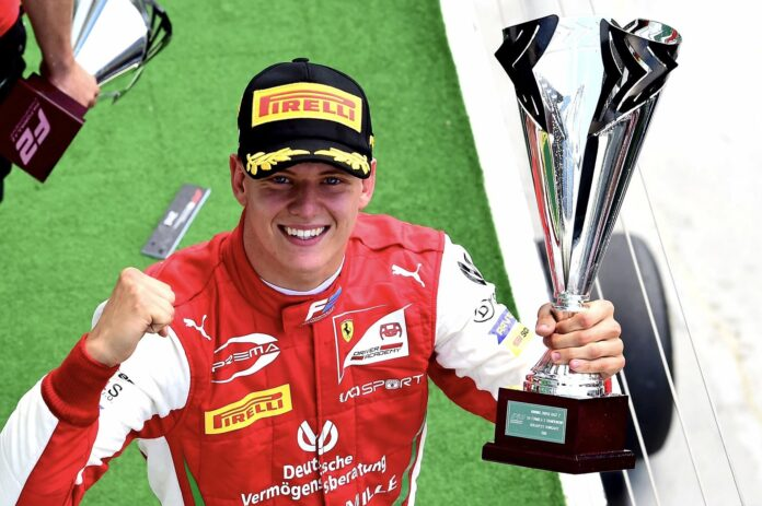 Mick Schumacher all'assalto della Formula Uno