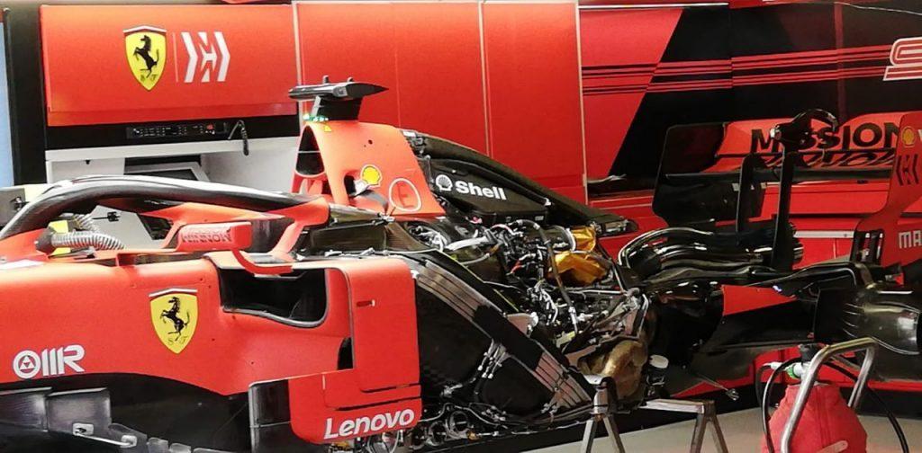 Binotto difende la Ferrari spiegando il rendimento della SF90 in Brasile