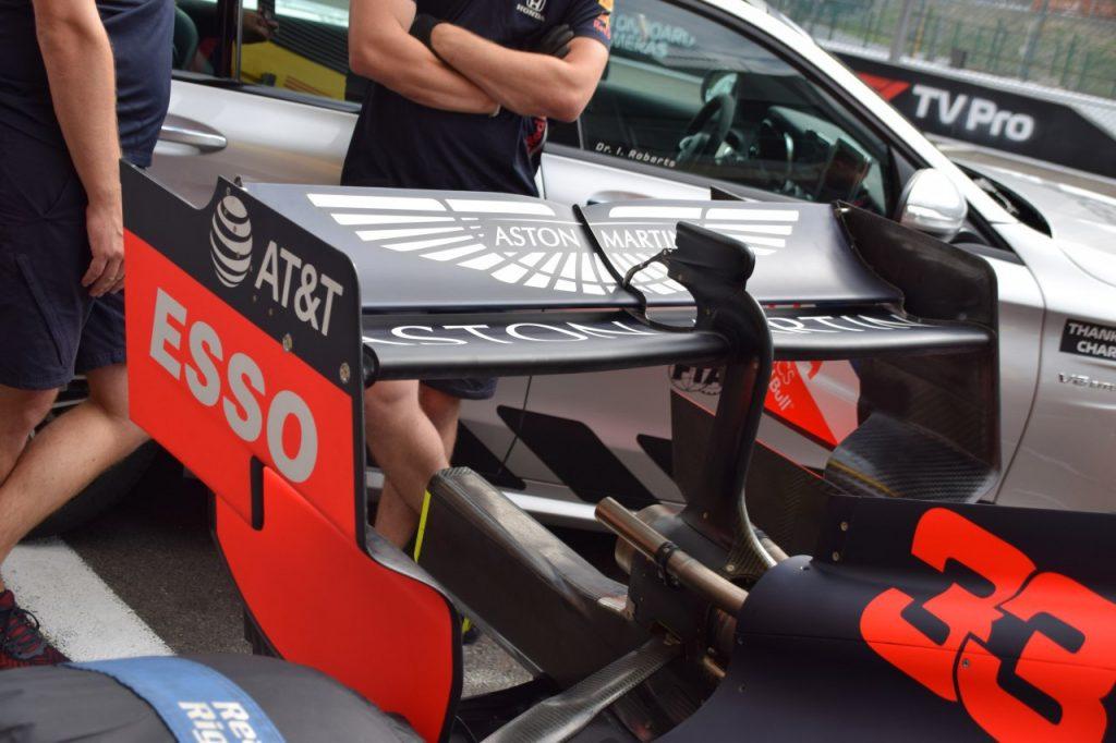 DRS: l'abominio sportivo della Formula 1
