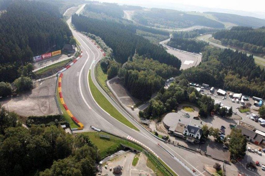 Eau Rouge-Raidillon