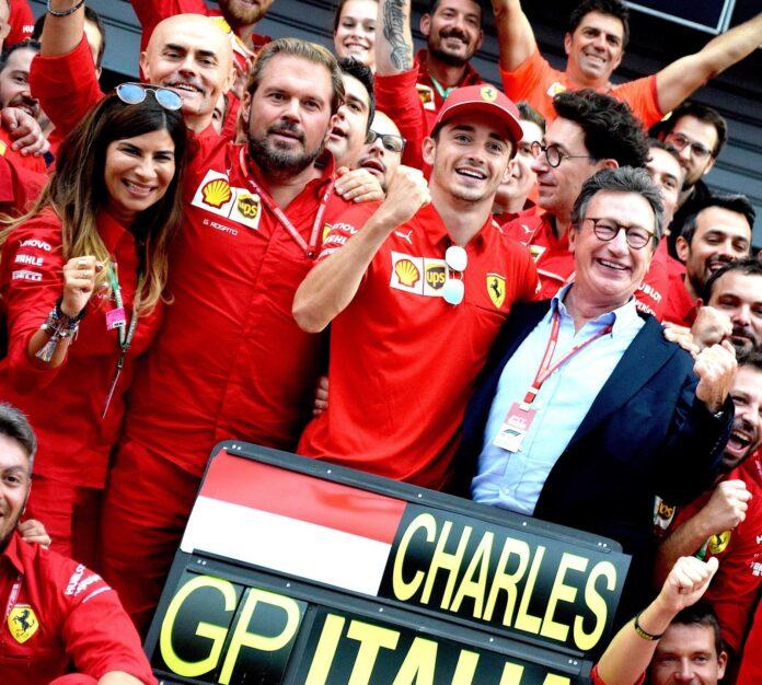 Charles Leclerc, Scuderia Ferrari SF1000