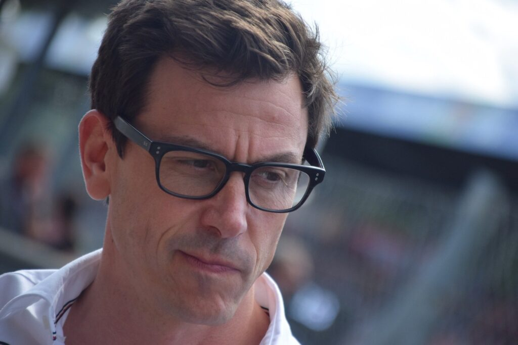 Wolff e i dubbi sul motore Ferrari...