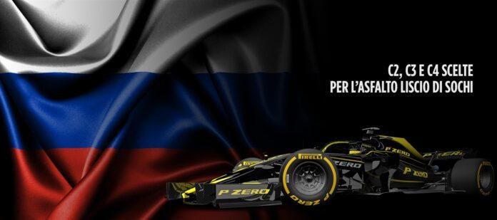 GP Sochi: Anteprima Pirelli
