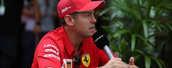 """Vettel come Fantozzi: """"La mini race è una cag… pazzesca"""""""