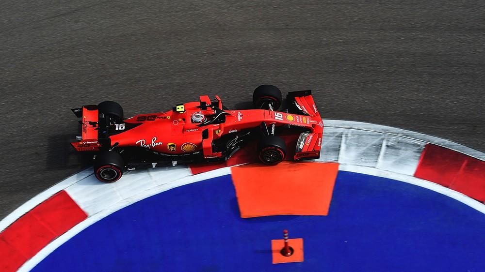 """Leclerc: """"Sul passo gara siamo andati molto forte"""""""