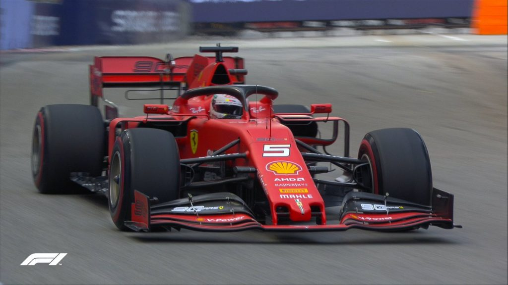 FP1 Singapore GP: La Ferrari c'è