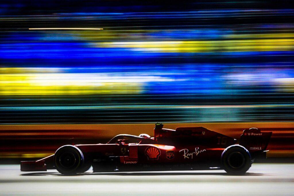 Singapore GP-Leclerc: difficile perdere una vittoria in questo modo