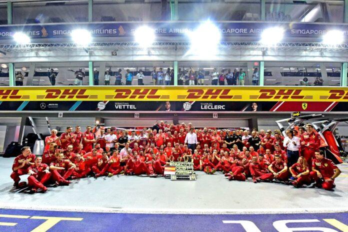 Pagelle Gp Singapore 201