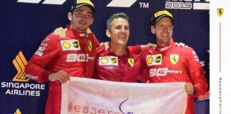 Ferrari a due punte per cavalcare l'emozione