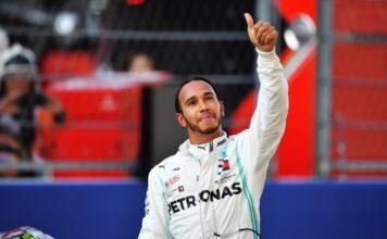 """GP Russia-Hamilton: """"La Ferrari va come un jet!"""""""