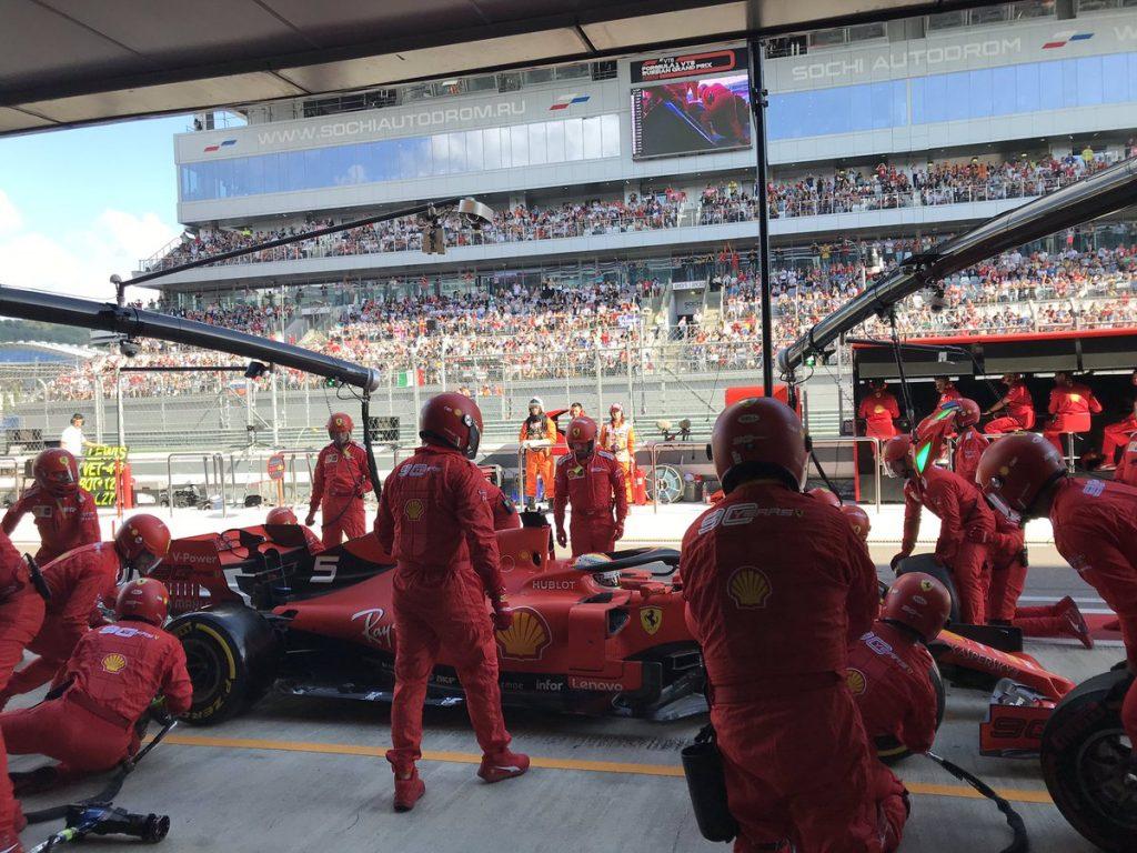 """Vettel:""""Avevo un accordo con Leclerc ma forse mi sono perso qualcosa..."""""""