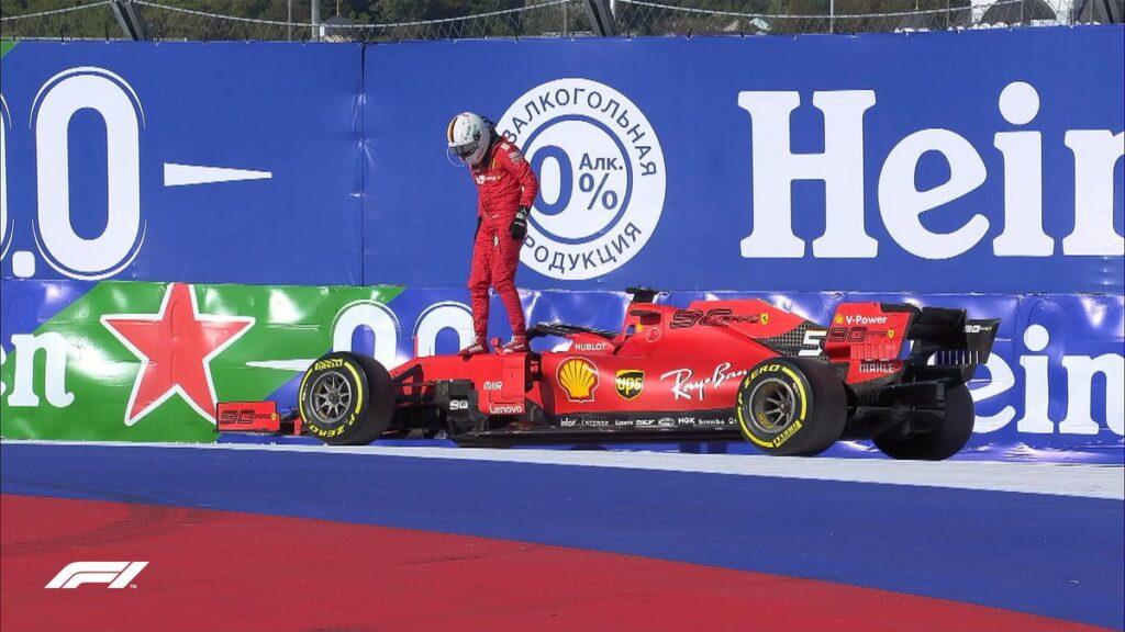 Alesi: Vettel sapeva come battere Kimi, con Charles è un'altra cosa...