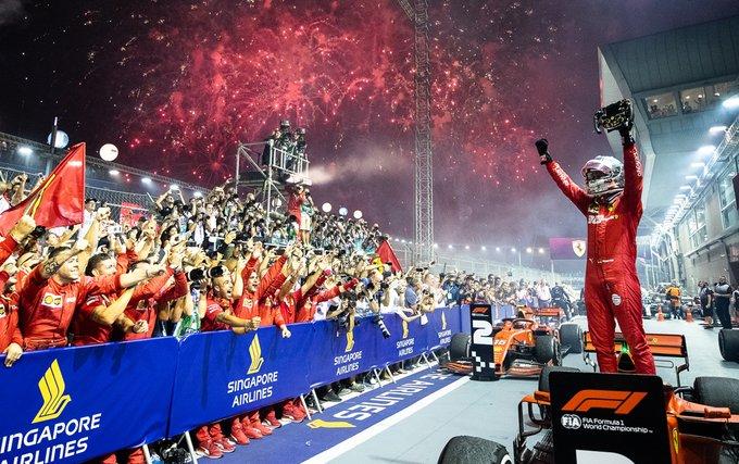 La rinascita di Sebastian Vettel