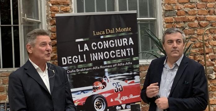 """""""La congiura degli innocenti"""": Il sogno svanito dell'Alfa Romeo degli anni settanta nel nuovo libro di Luca Dal Monte."""