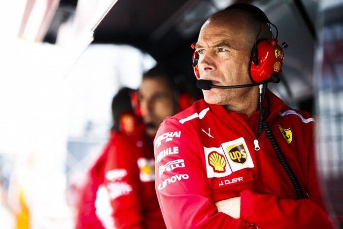 Jock Clear e Luigi Fraboni puntano sulla vittoria Ferrari…