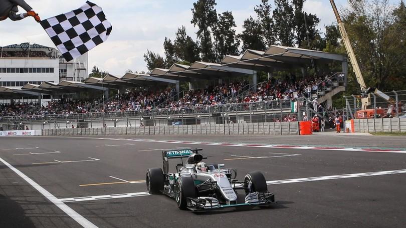 Messico 2016 e il nuovo record di Vettel