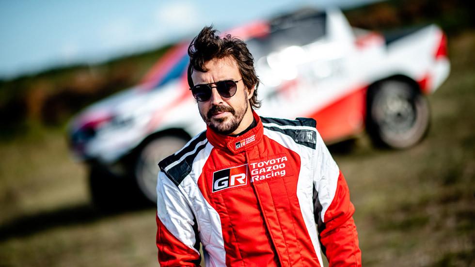 Alonso tenta l'assalto alla Dakar 2020