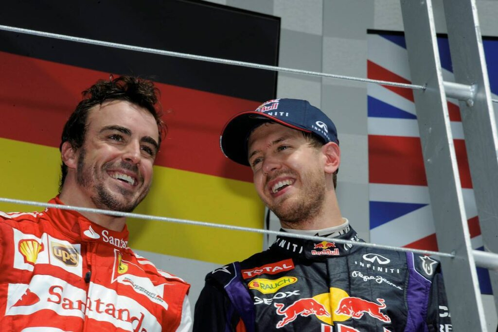 Vettel in cerca di soluzioni diverse dal ritiro