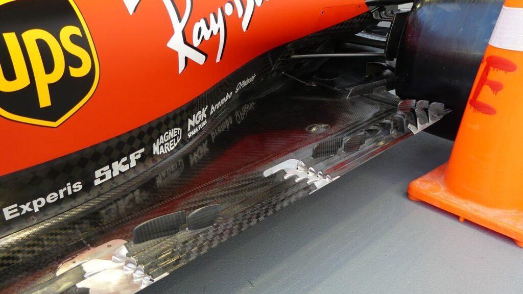 fondo scalinato Ferrari SF90