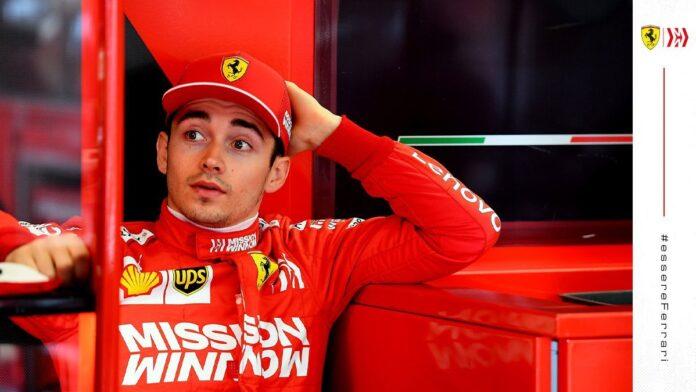 GP Messico 2019-Leclerc: