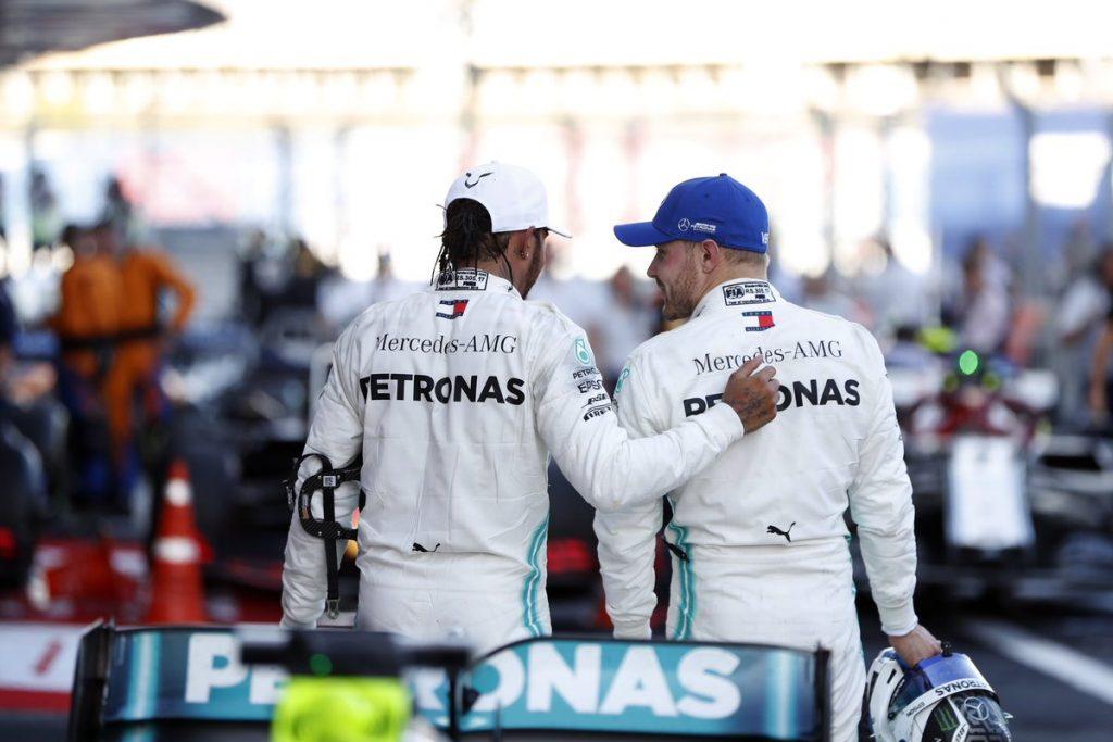 """Bottas ci crede: """"Il mio obiettivo è vincere il mondiale"""""""