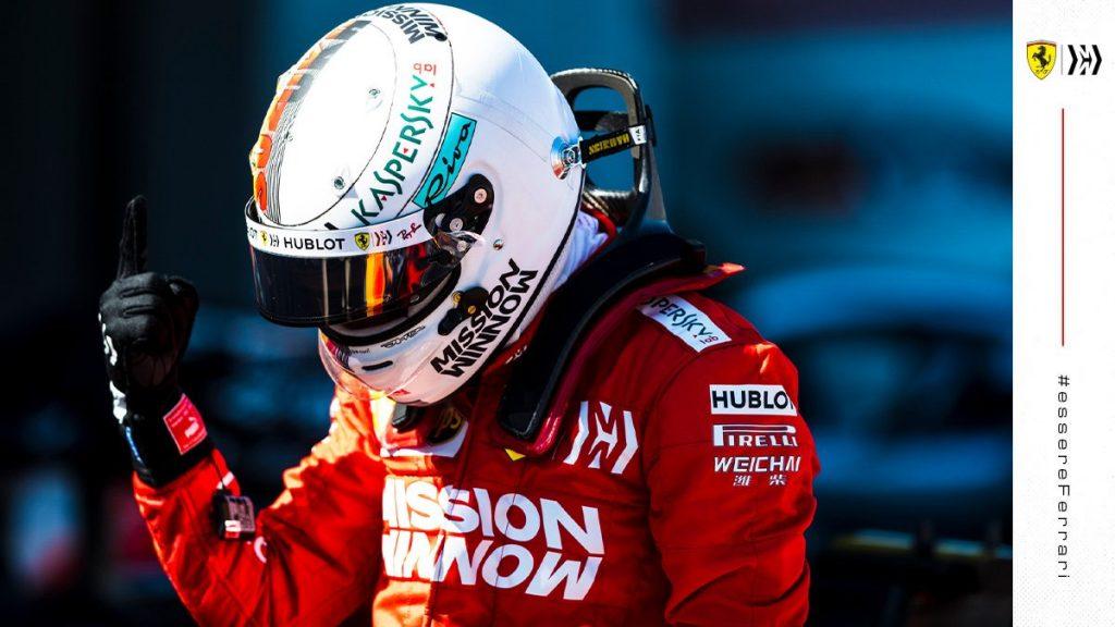 """Vettel: """"Leclerc il più forte? Non saprei..."""""""