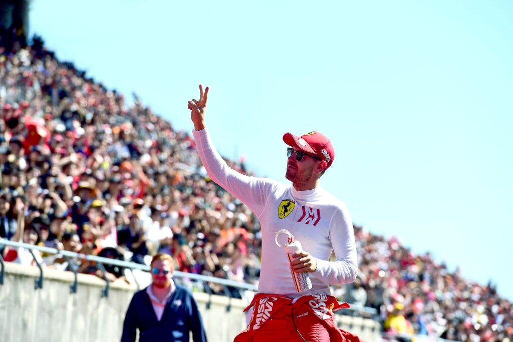 """Vettel: """"dobbiamo cerare di fare qualcosa di più per il futuro"""""""