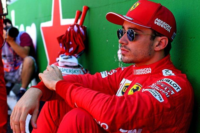 Leclerc fa autocritica: in gara devo ancora migliorare