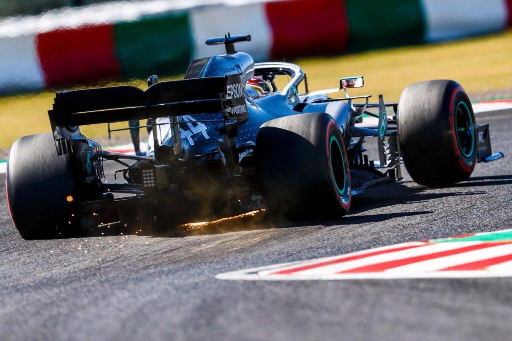 Ferrari a lezione da Mercedes: doppio telaio nei test invernali