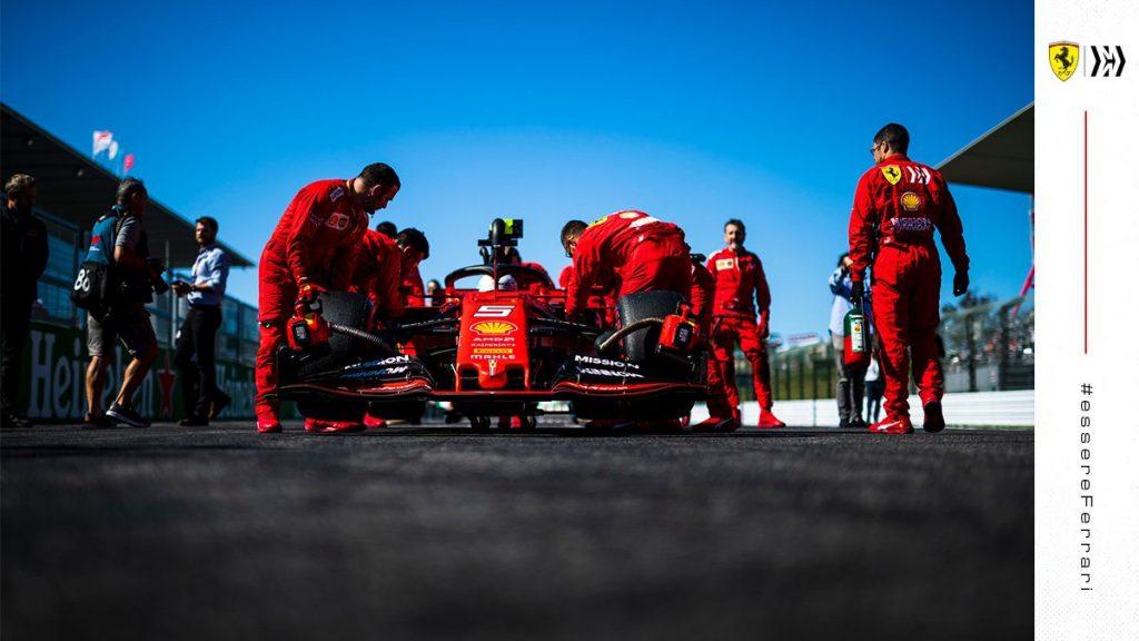 """Vettel: """"Le ultime gare per per vincere nel 2020"""""""