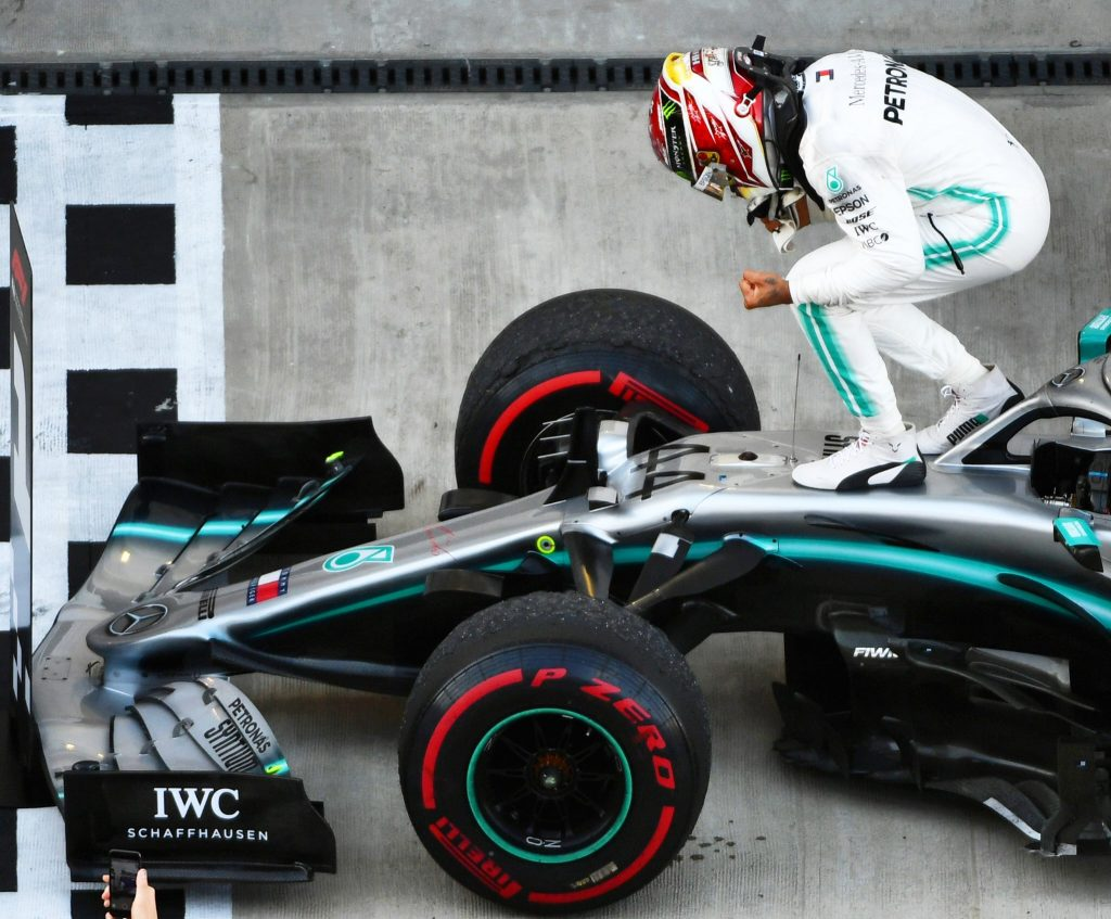 """Brawn sentenzia: """"Il dominio Mercedes è agli sgoccioli"""""""