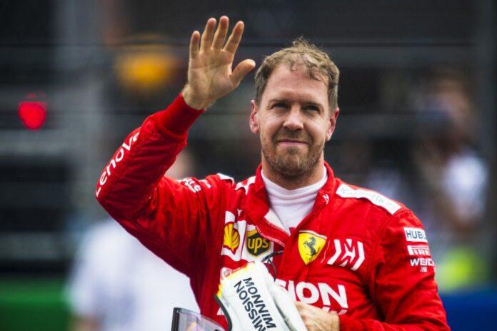 """Vettel per il sociale: """"Aiutarsi a vicenda per battere il Coronavirus"""""""