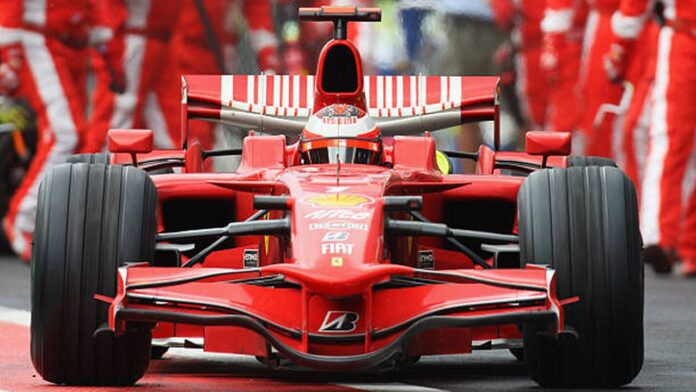 Ferrari vince il titolo costruttori