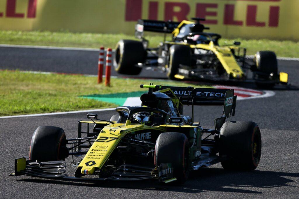 I retroscena della squalifica Renault...