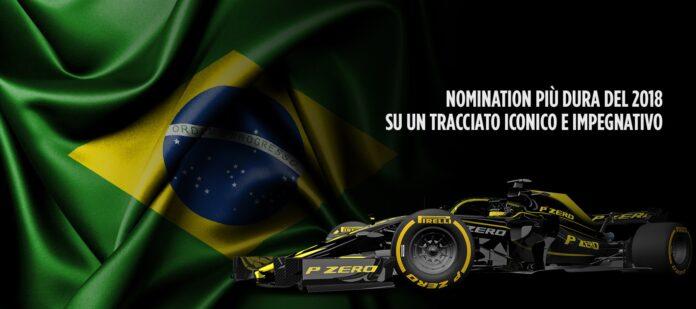 GP Brasile 2019: Anteprima Pirelli