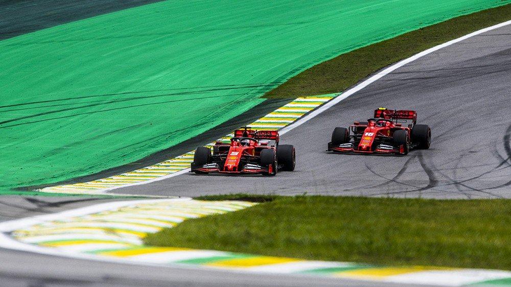 """Minardi duro: """"Colpa di Vettel se la Ferrari ha fatto zero in Brasile"""""""