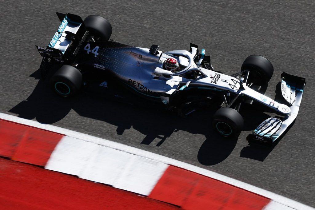 Mercedes alla ricerca della potenza perduta