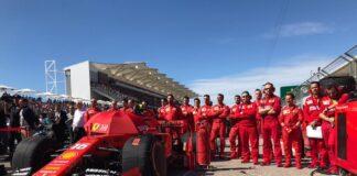 Gran Premio degli Stati Uniti: I problemi Ferrari...