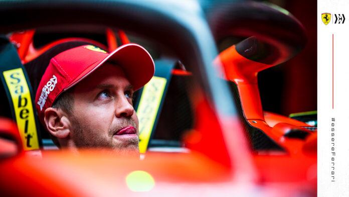 """GP Brasile 2019-FP2-Vettel: """"Abbiamo ancora del potenziale da sbloccare…"""""""