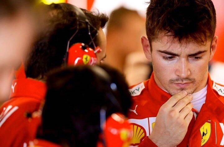 Disaccordo rosso: Leclerc è preoccupato, Vettel dà battaglia