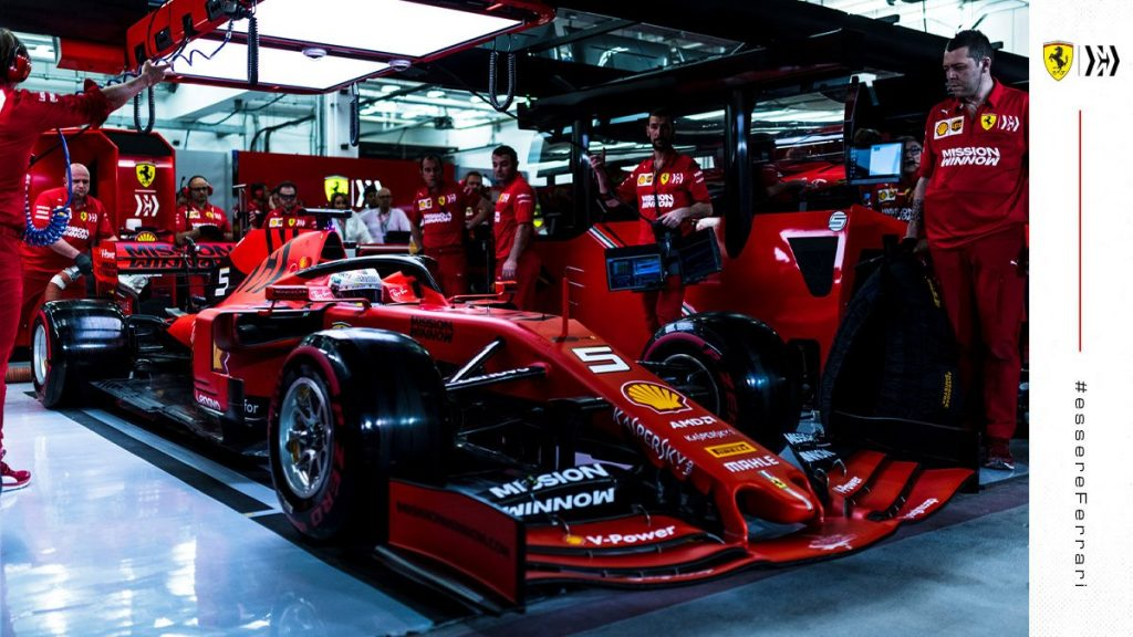 Vettel: nessun ritiro e nessun rimpianto.